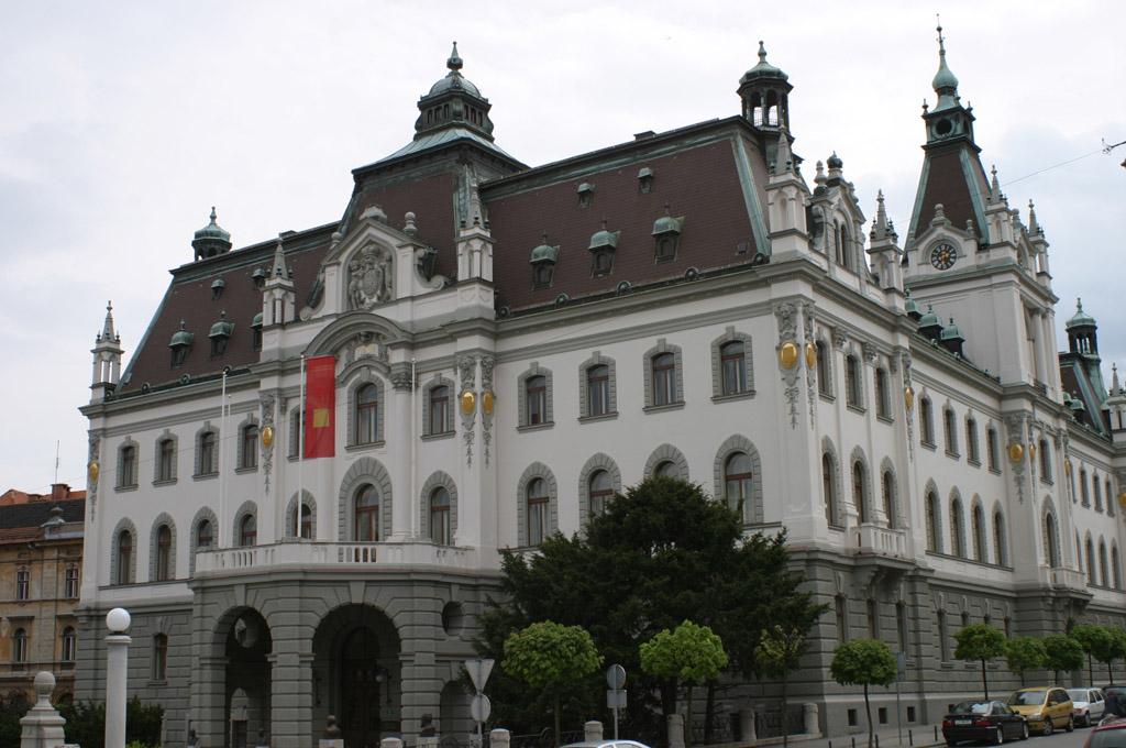 The University of Ljubljana in Slovenia (image: Wikipedia)